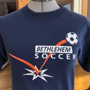 Tops - Vintage T - Bethlehem Soccer #15